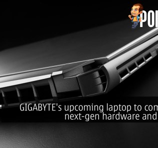 GIGABYTE's upcoming laptop to come with next-gen hardware and design 38