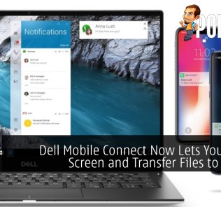 Dell Mobile Connect Now Lets You Mirror Screen and Transfer Files to iPhone