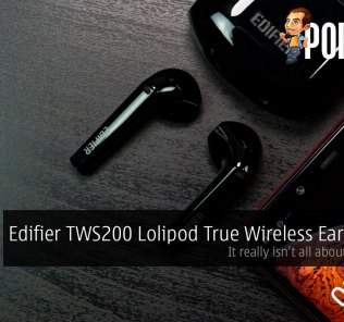 Edifier TWS200 Lolipod True Wireless Earphones Review — it really isn't all about the bass... 53