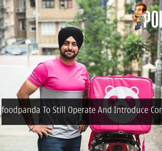 foodpanda To Still Operate And Introduce Contactless Delivery 24