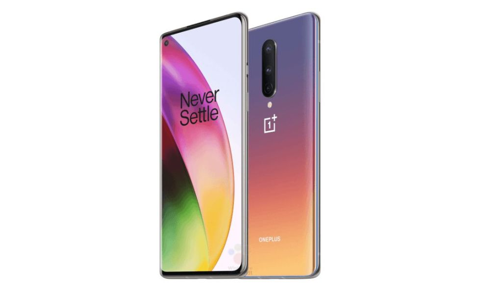 'Interstellar Glow' Render Of The OnePlus 8 Leaked 23