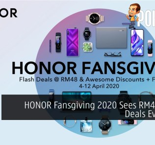 HONOR Fansgiving 2020 Sees RM48 Flash Deals Everyday 27