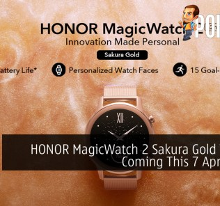 HONOR MagicWatch 2 Sakura Gold Variant Coming This 7 April 2020 24