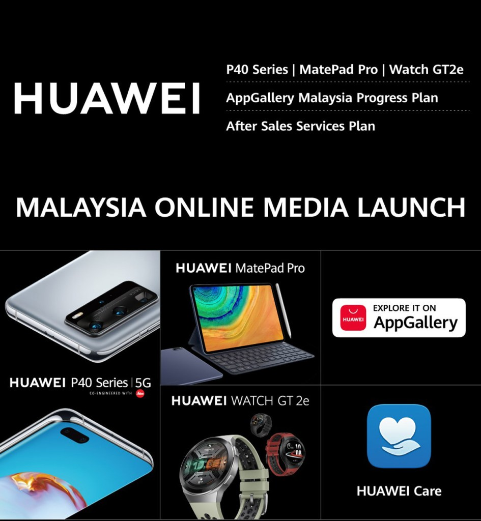 Tune In Tomorrow To Witness HUAWEI's Latest Products And Services 23
