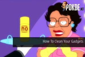 How To Clean Your Gadgets 26