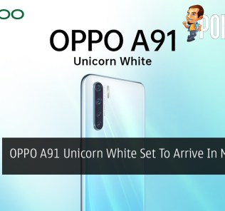 OPPO A91 Unicorn White Set To Arrive In Malaysia 28