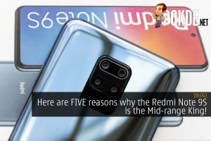 Here are FIVE reasons why the Redmi Note 9S is THE Mid-range King! 43