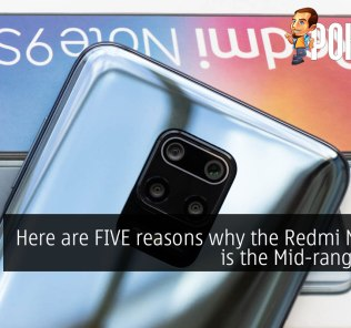 Here are FIVE reasons why the Redmi Note 9S is THE Mid-range King! 23