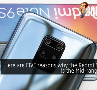 Here are FIVE reasons why the Redmi Note 9S is THE Mid-range King! 27
