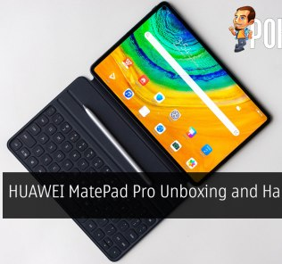 HUAWEI MatePad Pro Unboxing and Hands-On 45