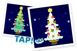 アニメ_クリスマスツリーン