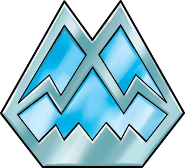 Icicle Badge GASTA
