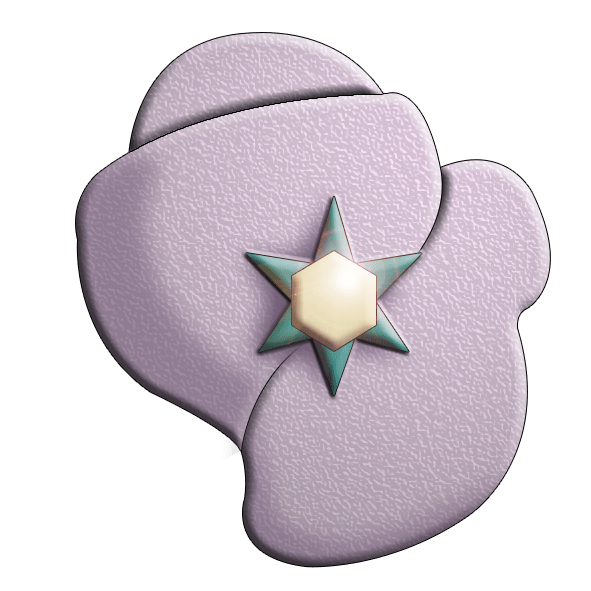 Jade Star Badge