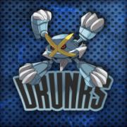 Logo do grupo Drunks B