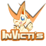 Logo do grupo InVicti`s