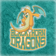 Logotipo do Grupo Blackthorn Dragons