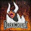 Logotipo do Grupo Dark Wolves C