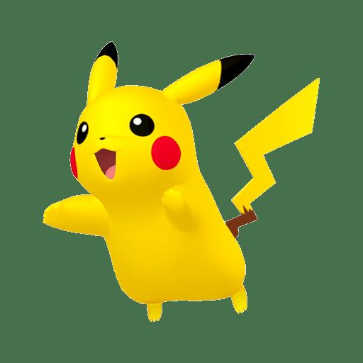 Pikachu Mâle