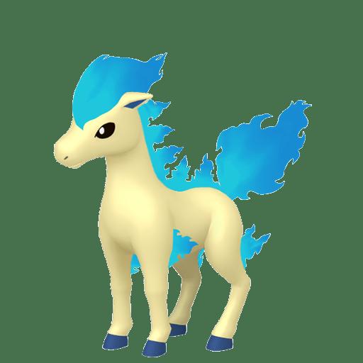 Ponyta Chromatique