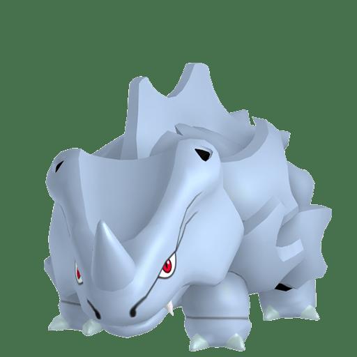 Rhinocorne Mâle