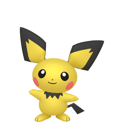 Pichu Chromatique
