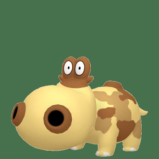 Hippopotas Mâle