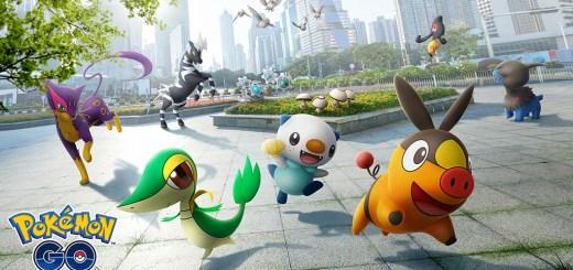 Pokémon GO Unys