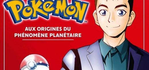 biographie du créateur de Pokémon