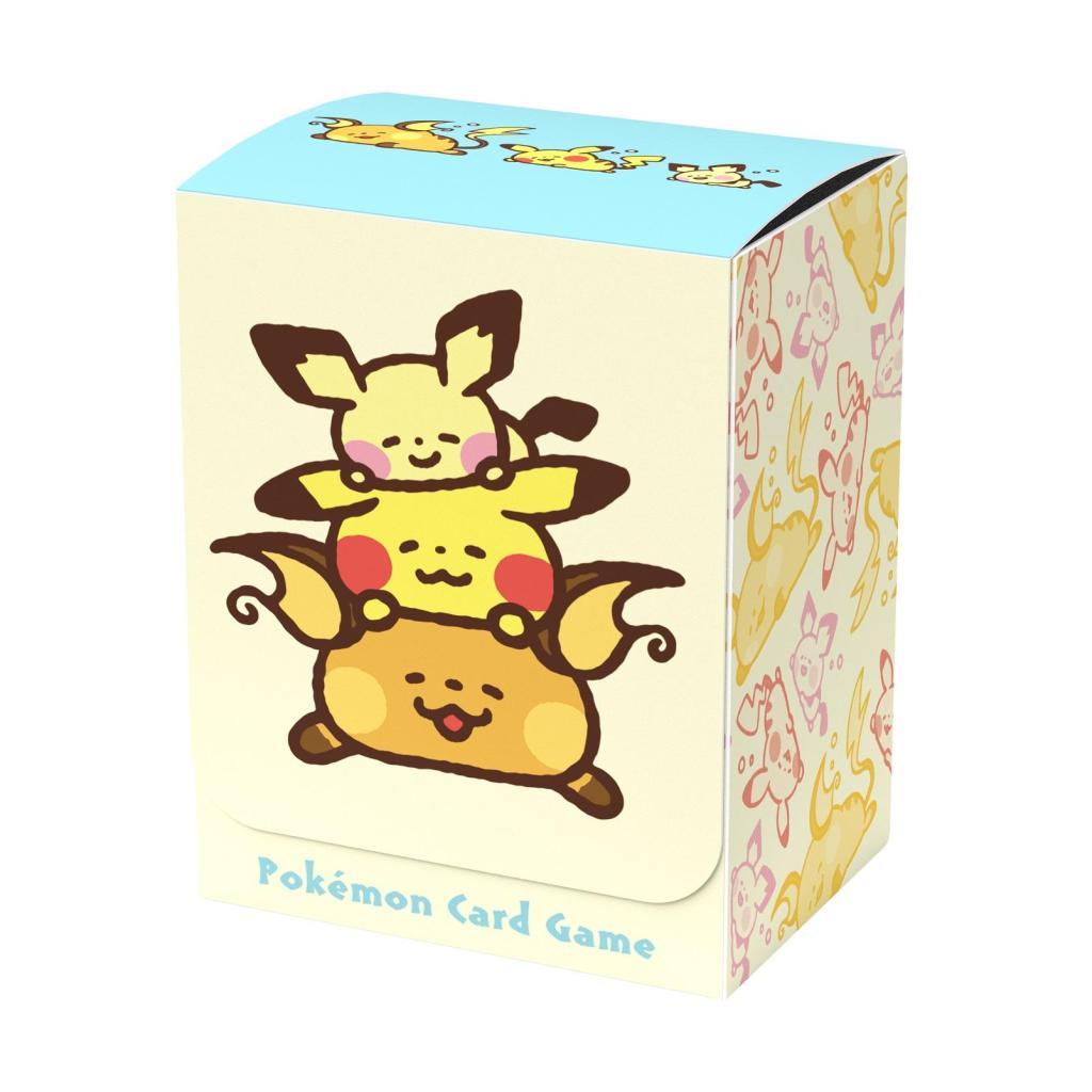 deck box pokémon