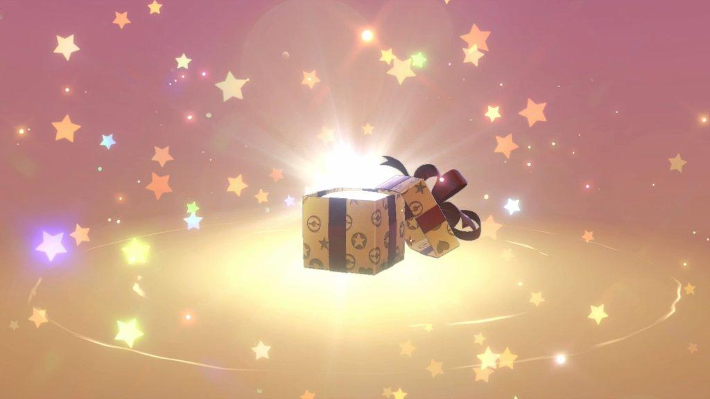 Distribution Cadeaux Mystères