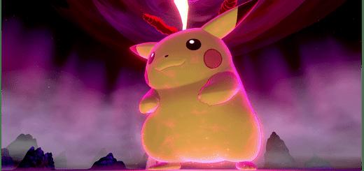 Raids Dynamax Pikachu