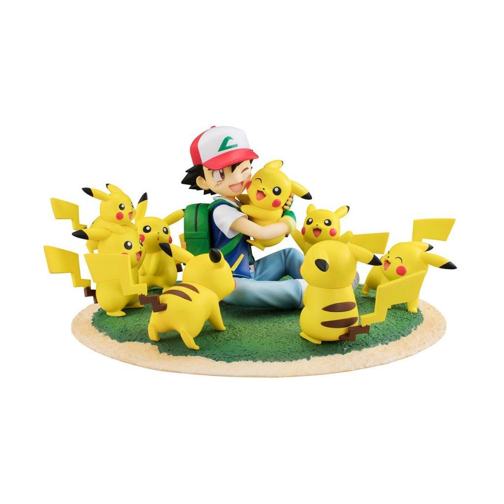 G.E.M Ash Pikachu Good Bye