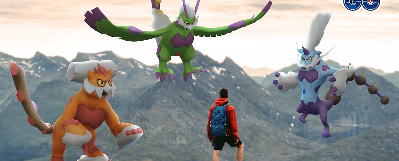 La Saison des Légendes Pokémon GO