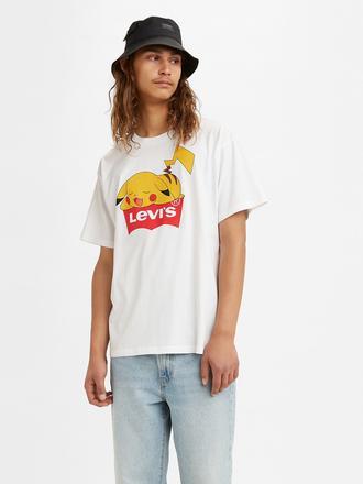 Levi's Pokémon teeshirt