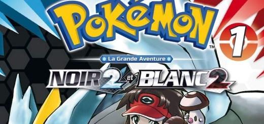 Pokémon Noir 2 et Blanc 2