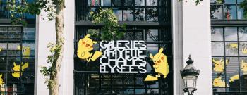 Pokémon Galerie La Fayette