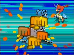OFFICIAL SITE UPDATE - Keldeo Battle 2