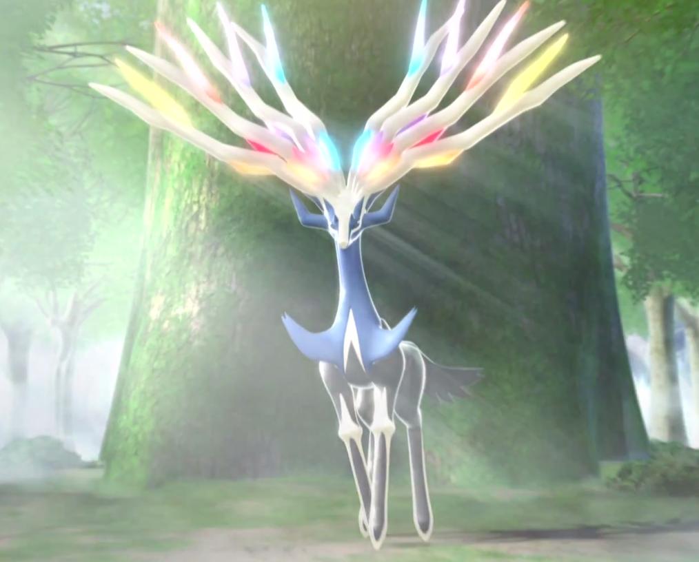 Pok mon x and pok mon y announced upd legendary names - Pokemon x legendaire ...