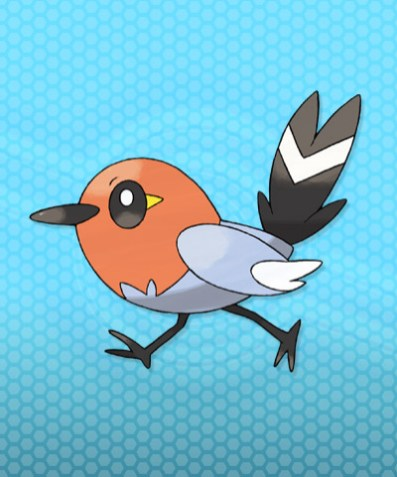 Fletchling-Pokemon-X-and-Y