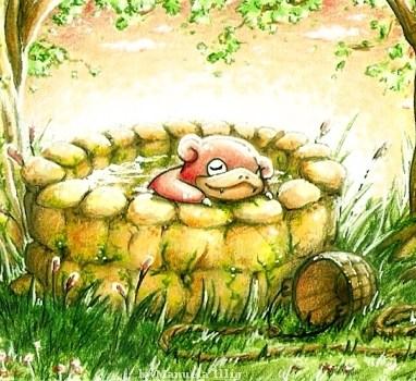Slowpoke Well by Diaris