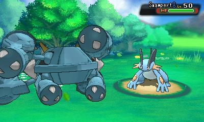 Mega Metagross 5