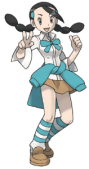 Sinnoh - Candice