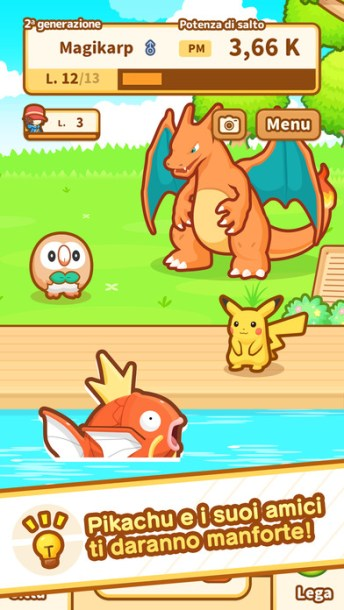 magikarp jump screenshot 1
