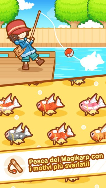 magikarp jump screenshot 2