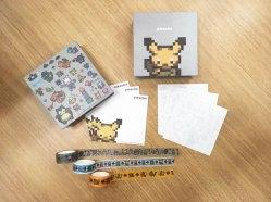 Pokémon Center Dot Sprite merchandise - Available in Pokemon Centers across Japan!