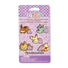 Ditto Pin Set - Available at pokemoncenter.com