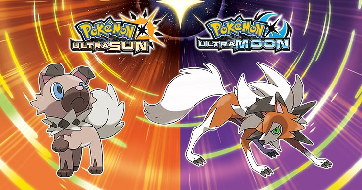English Rockruff Download Event Announced For Ultra Sun