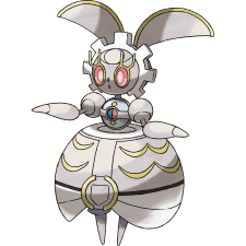 Magearna official art