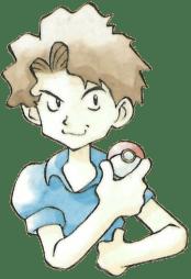 Bill from Pokémon Red & Blue