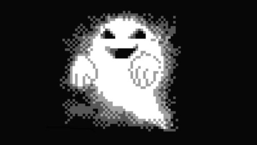 Ghost, Pokémon Red (1996)